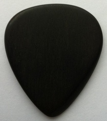 Alex bishop gypsy jazz guitars guitar pick plectrum collection handmade hand-crafted