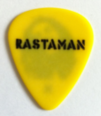 tinas picks pick plectrum collection bob marley rastaman