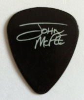 tinas picks pick plectrum collection doobie brothers john mcfee