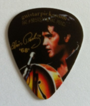tinas picks pick plectrum collection elvis