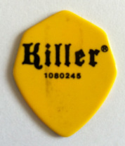 tinas picks pick plectrum collection akira takasaki mosaic killer loudness