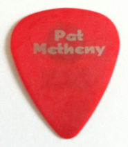 tinas picks pick plectrum collection pat metheny