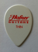 hofner tinas picks pick plectrum collection vintage