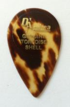 tinas picks pick plectrum collection vintage d'andrea genuine tortoiseshell