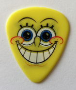 tinas pick collection tina picks plectrum pua  spongebob