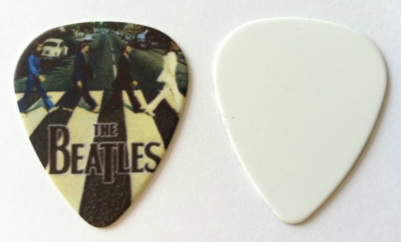 tinas picks pick plectrum collection the beatles