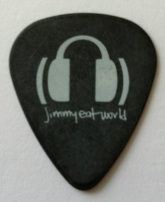 tinas picks pick plectrum collection jimmy eat world