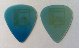 tinas picks pick plectrum collection vintage heater