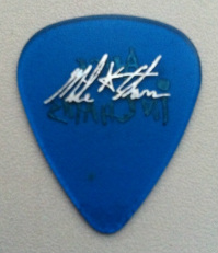 tinas picks pick plectrum collection alice in chains mike starr