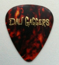 tinas picks pick plectrum collection dali daggers al b. romano