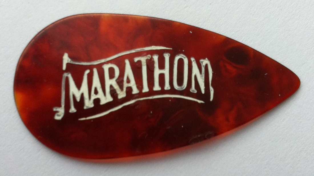 tinas picks pick plectrum collection vintage marathon