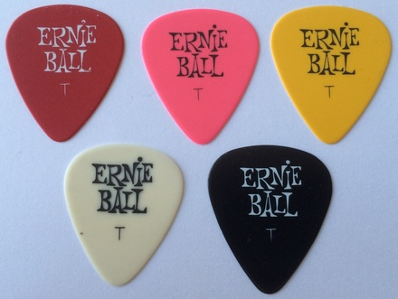 tinas pick collection tina pick plectrum pua ernie ball