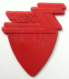 tinas picks pick plectrum collection zz top
