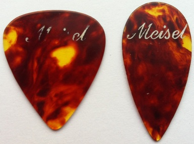 guitar pick collection meisel picks plectrum plectrums