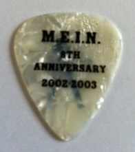 tinas picks pick plectrum collection melissa etheridge m.e.i.n.
