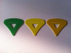 tinas pick collection picks plectrum tina  mcpherson unusual