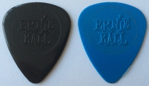 tinas pick collection tina pick plectrum pua ernie ball nylon