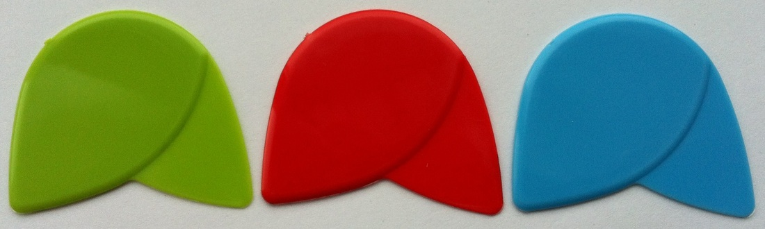 tina tinas pick picks collection duoplec unusual plectrum