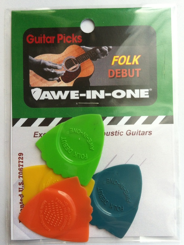 tina tinas pick picks collection unusual plectrum awe-in-one